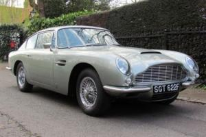 1968 F ASTON MARTIN DB6 COUPE 4.0 2DR