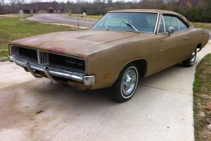 1969 Dodge Charger Survivor Car