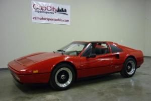 GORGEOUS 1986 Ferrari 328 GTS!! Rosso Corsa over Black! JUST SERVICED!