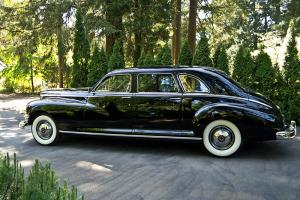 1947 Packard Limousine Preserved Survivor Low Miles