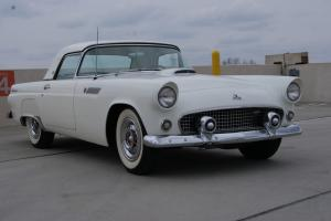 1955 FORD THUNDERBIRD - HARDTOP CONVERTIBLE - RUST FREE - NO RESERVE - MUST SEE!