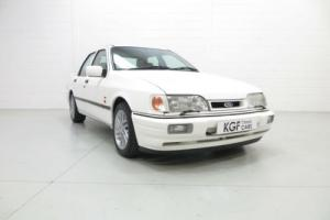 A Spectacular Ford Sierra Sapphire RS Cosworth 4X4, Meticulously Restored