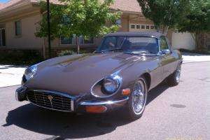 1973 XKE Series III Roadster, only 23K original miles
