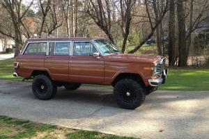 1983 Jeep Cherokee Wagoneer 83,532 Original Miles Daily Driver