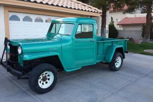 1949 Jeep Willys 4 Wheel Drive Truck
