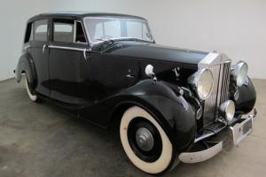 1949 Rolls Royce Silver Wraith - Hooper Body Photo