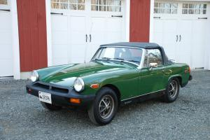 1977 MG Midget, Convertible, 2 Door