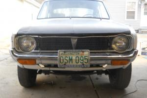 1970 Mazda R100 Coupe With 28,000 Miles All Original
