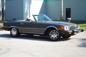 1984 Mercedes-Benz 380 Series 380SL HARD/SOFT TOP CHROME RIM