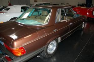 1980 Mercedes-Benz 450SLC Base Coupe 2-Door 4.5L
