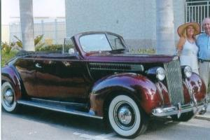 1939 Packard Coupe Convertible