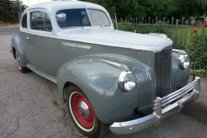 1941 packard 110 coup