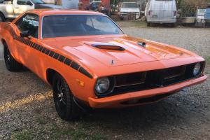 1973 Plymouth Barracuda 400 Big Block, Excellent Condition