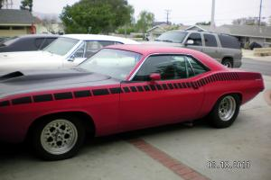 1973 Barracuda Pro Street street legal 10 second car