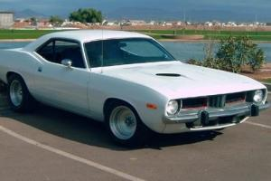 74 Barracuda Arizona No Rust No Reserve Mopar 70 71 72 73 318 Charger Challenger