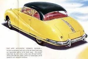 Austin Atlantic A90 Hardtop IN Need OF Restoration Under Cover FOR 30 Years
