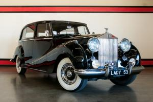 1953 Rolls Royce Silver Wraith All Original Concours Win 1 of 24 Left Hand Drive Photo