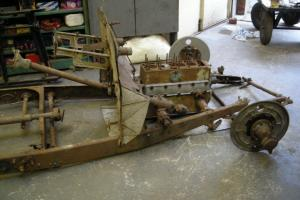 1934 ASTON MARTIN 1 / 1/2 LITRE TOURER PROJECT  Photo