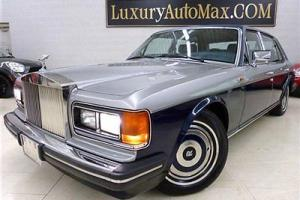 1989 ROLLS-ROYCE LOOKS AND RUNS GREAT CLEAN TITLE ACTUAL MILES