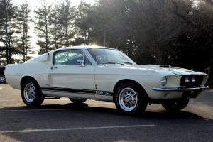 1967 Mustang Shelby GT350 Tribute