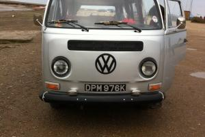VW BAY WINDOW CAMPER RHD UK BUS DANBURY CONVERTION TIN TOP