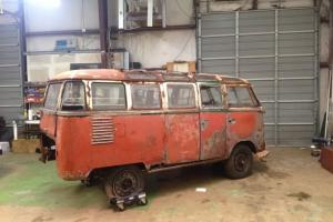 Early 1959 volkswagen 23 window deluxe bus with title for 1959 23 window vw bus for sale