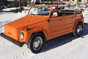 1973 VW Thing. Looks and Runs Great.