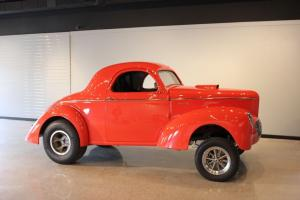 1940 Willys 8.5 cert,800hp 572 Hemi, 727 TorqueFlite Tran, One off custom build!