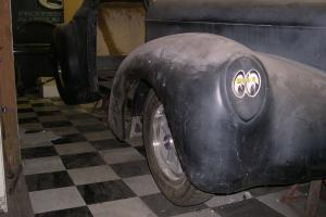 1941 Willys coupe 2x3 Chassis Works Chassis pro street or drag