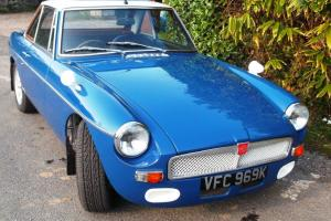 MGB GT (Special Bodied) (1972) Photo