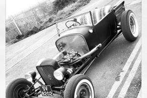 1930 hor tod / rat rod. MOT AND TAX EXEMPT