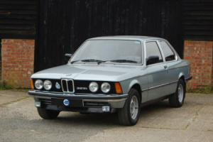 FOR SALE: BMW E21 323i