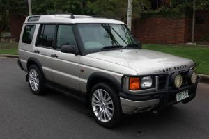 Land Rover Discovery TD5 2 2000 4x4 2 5 Turbo Diesel Auto Landcruiser Patrol X5