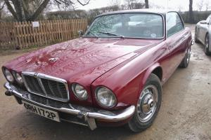 1976 Jaguar XJ6 4.2 C 2 door Coupe Photo