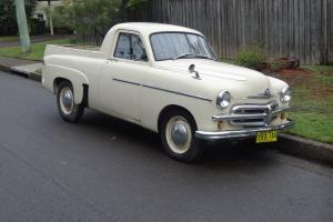 1953 Vauxhall Velox UTE Driveable in Lindfield, NSW