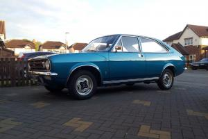 1973 morris marina 1,8 tc coupe british classic car