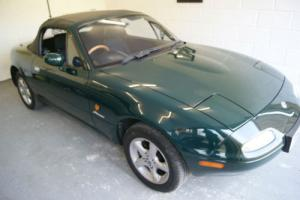 Mazda MX-5 1.6 MONACO MK 1 VERY LOW MILES AND OWNERS