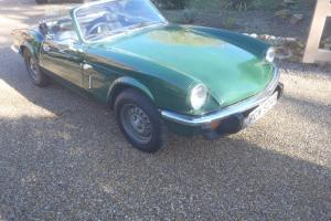 triumph spitfire mk 4 1976 Photo