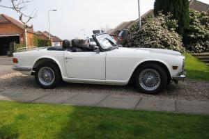 Triumph TR6, 1969, 150BHP Photo