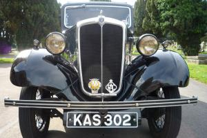1938 Morris 8 Series E 4dr Tourer - 'Lily' in Excellent older restored condition