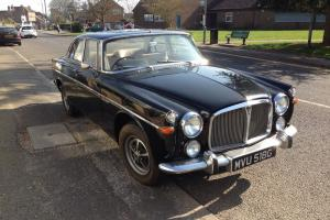 Rover p5b Coupe 1969 tax exempt