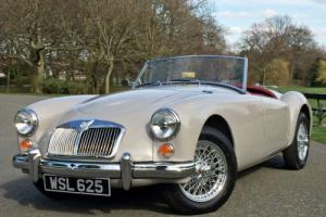 1959 MGA Roadster - Full Restored to amazing standard - ONE OF THE BEST!