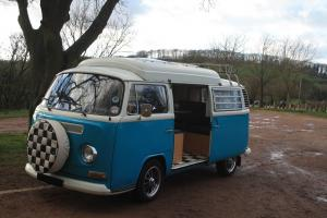 VW T2 Bay 1971 Camper with dormobile conversion - tax exempt
