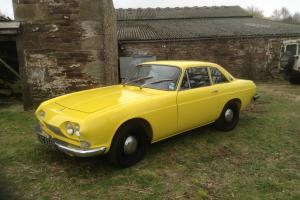 RELIANT SCIMITAR SE4 COUPE