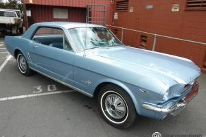 1966 Ford Mustang Hardtop 289 V8 Auto C Code CAR Excellent Condition