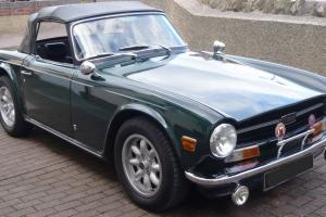 Triumph TR6 - Stunning Condition, Genuine UK 150 BHP - Private Sale Photo