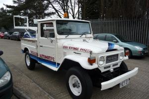 "Toyota Land Cruiser, Recovery Truck ""ONE OFF"" 25k from new, ONE OWNER"