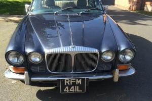 Daimler Sovereign 4.2L XJ6 1972