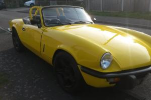 triumph spitfire fully rebuilt Photo