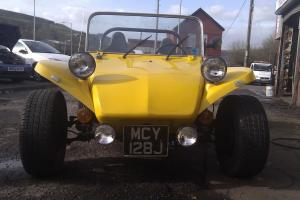 v w beach buggy Photo